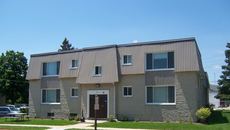 Evergreen Real Estate Group Completes Renovation of Affordable Senior Housing Community in Racine, Wis.