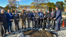 Evergreen Real Estate Group and Chicago Housing Authority Celebrate Groundbreaking of Oso Apartments in Chicago's Albany Park Neighborhood